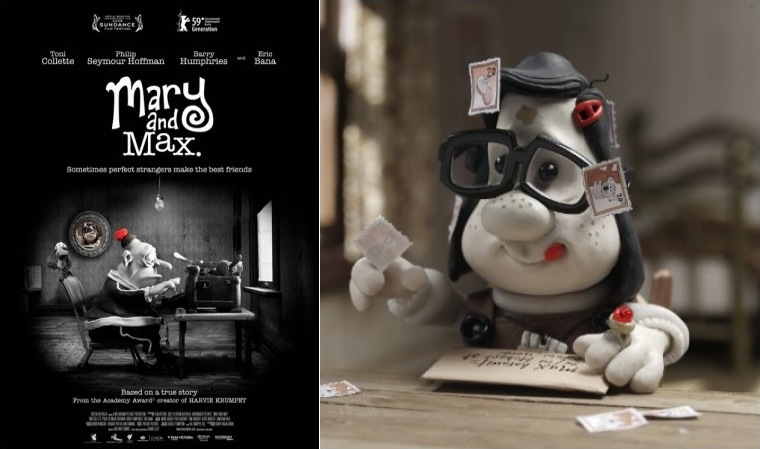 Mary And Max Three Wise Monkeys